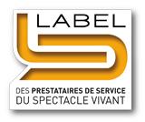 Label des prestataires de service du spectacle vivant
